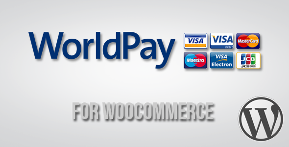 CodeCanyon WorldPay Gateway for WooCommerce 1621916