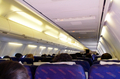 Passengers Sitting Inside Plane Cabin - PhotoDune Item for Sale