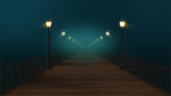 Silta Endless Walk - Muut Taustat Motion Graphics