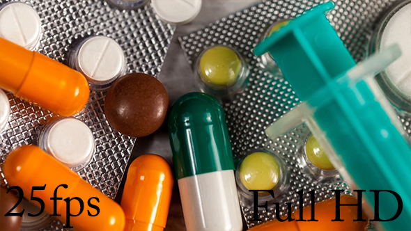 Download Medications In Different Type And Shape On Table nulled download