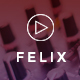 Felix - Responsive Music, Event WordPress Theme