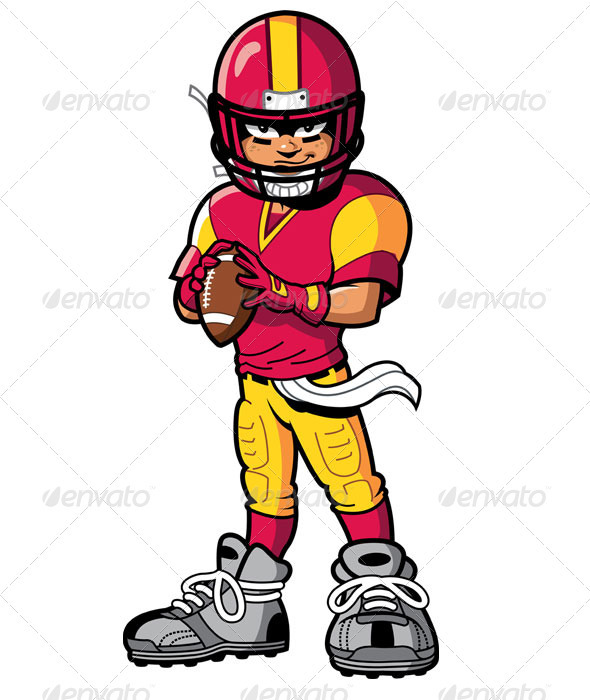 Football Player Logo Football Player