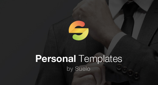 Personal Templates by Suelo