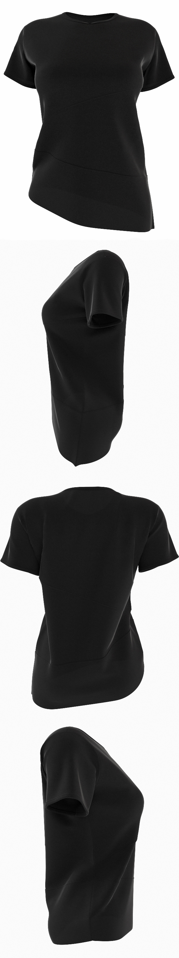 T-shirt - 3DOcean Item for Sale