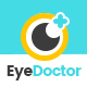 EyeDoctor - Eye specialists<hr/> Optometrists</p><hr/> Orthoptists PSD Template&#8221; height=&#8221;80&#8243; width=&#8221;80&#8243;></a></div><div class=