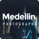 Medellin - Clean Photography WP Theme with Ajax
