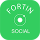 Fortin Social Network - Full Application - Ionic with Admin Panel