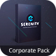 Serenity - Corporate Presentation Pack