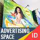 Advertising Space Mock-Ups Pack 2