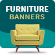 Furniture Home Decor Banner Ads - HTML5 GWD