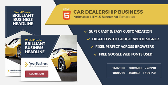 Car Banner Ads Tokinohainfo – Car Ad Template