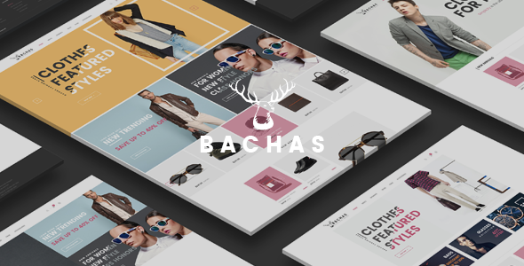 Image of Bachas - Multipurpose Responsive Opencart Theme
