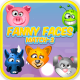 Funny Faces Match3 - HTML5 Game + Android + AdMob (Capx)