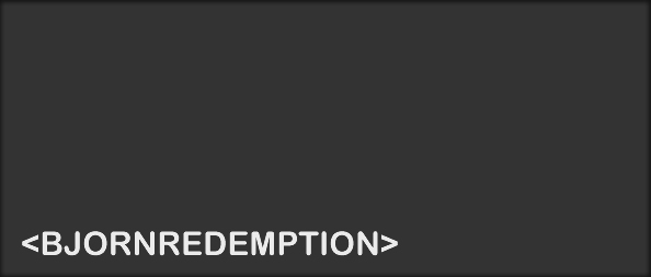 bjornredemption