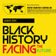 Black History Facing the Future Flyer and CD - GraphicRiver Item for Sale
