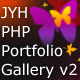 JYH PHP Lightbox Flash Portfolio Gallery v2