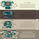 Set Eight of Internet Technology Banners
