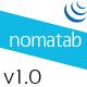 Nomatab - Jquery Responsive Tabs
