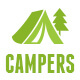 Campers - Camp Ground, Carvan & Adventure Site Template