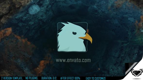 Logo Paljasta No Nature 2K - Nature logo pistot After Effects Project Files