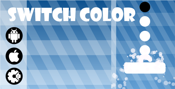 Switch Color - HTML5 Game (Construct 2- CAPX)