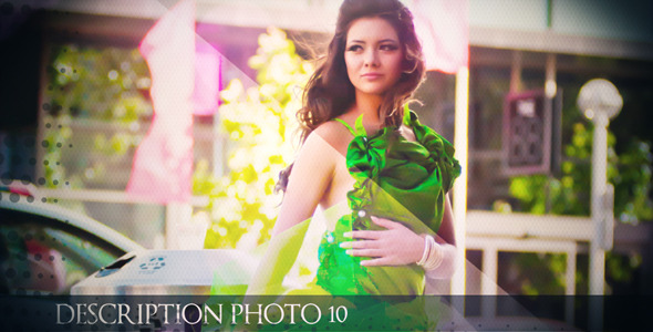 After Effects Project - VideoHive Model Collection 372400