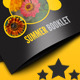 Summer Booklet Template - GraphicRiver Item for Sale