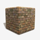 Recycled Bricks Seamless Texture