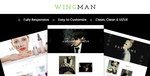 SP Wingman - Responsive Shopify Theme