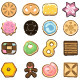 Doodle Cookies - GraphicRiver Item for Sale