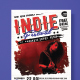 Indie Festival Flyer