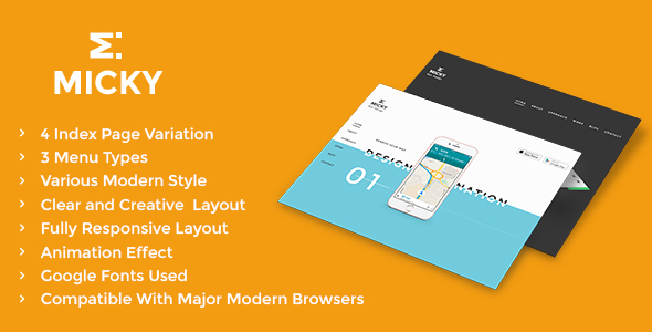 Download App Landing Page  nulled download