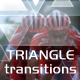 Mosaic Transitions: Triangle