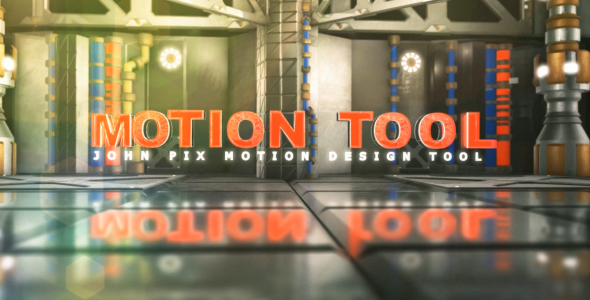 Download John Pix Sci Fi Motion Tool nulled download