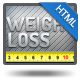 FAST E Vitamins Weight Loss Landing Page - ThemeForest Item for Sale