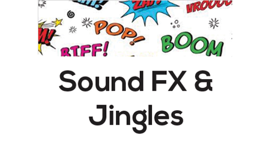 FX, Jingles and Logos