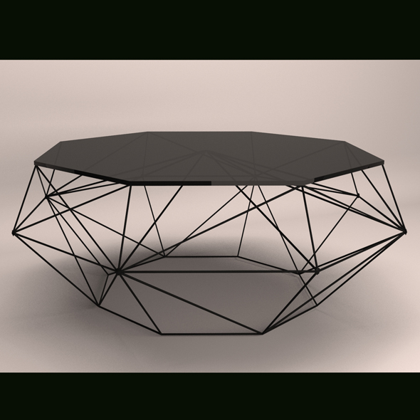 3DOcean Coffee table 16291947