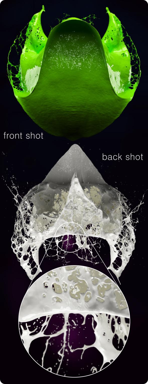 Photo Realistic Splash (Large) - 3DOcean Item for Sale