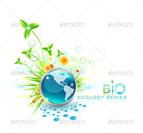 GraphicRiver Environmental composition 63662