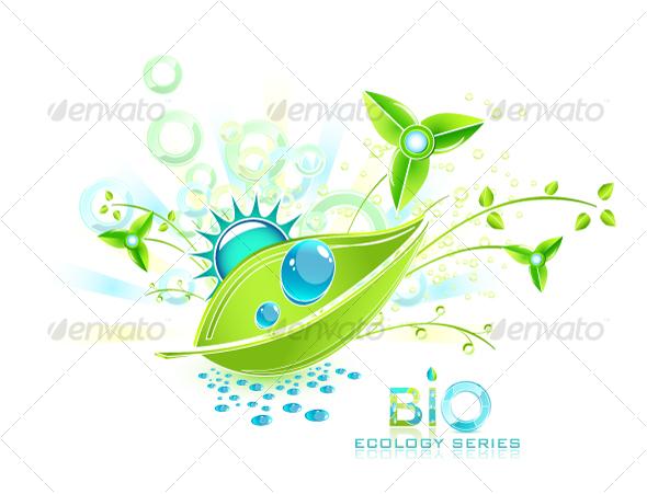 GraphicRiver Environmental composition 63664