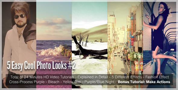 TutsPlus 5 Easy Cool Photo Effects #2 1630785