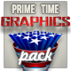 Prime Time Show Graphics Pack - VideoHive Item for Sale