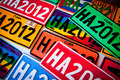 Automobile Plates