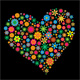 Flower Heart - GraphicRiver Item for Sale