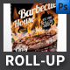 BBQ House Roll-up
