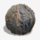 Artificial Rock Face Seamless Texture
