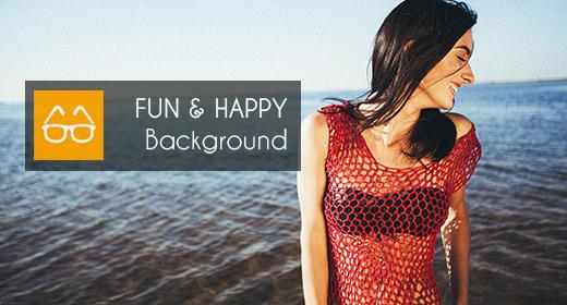 Fun & Happy Background