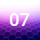07 Hexagons Backgrounds Hd