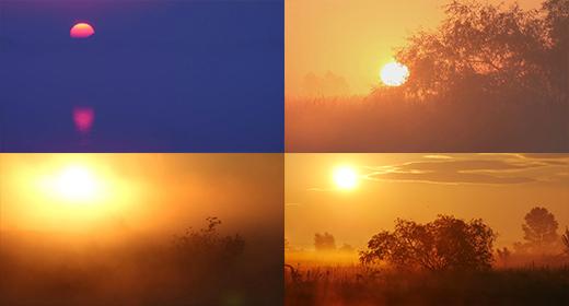 Fog, Haze, Smoke 4K