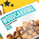 Wood Brochure Template - GraphicRiver Item for Sale